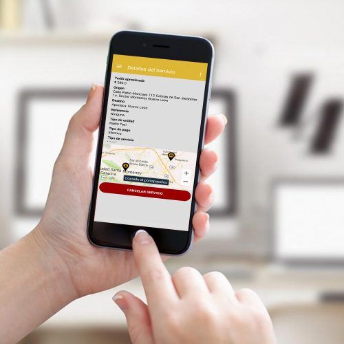 mockup-radiotaxi-app-globalsoft